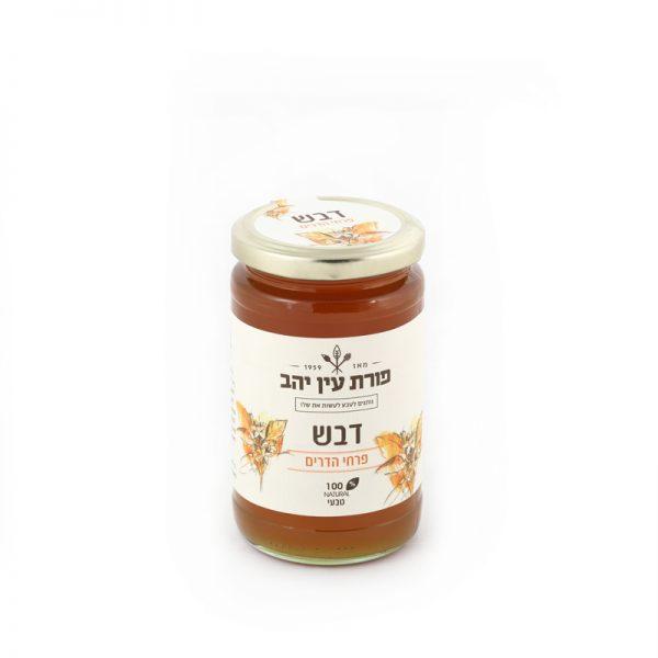 דבש פרחי הדרים 350
