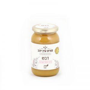 דבש פרחי אשל ערבה 500 גרם