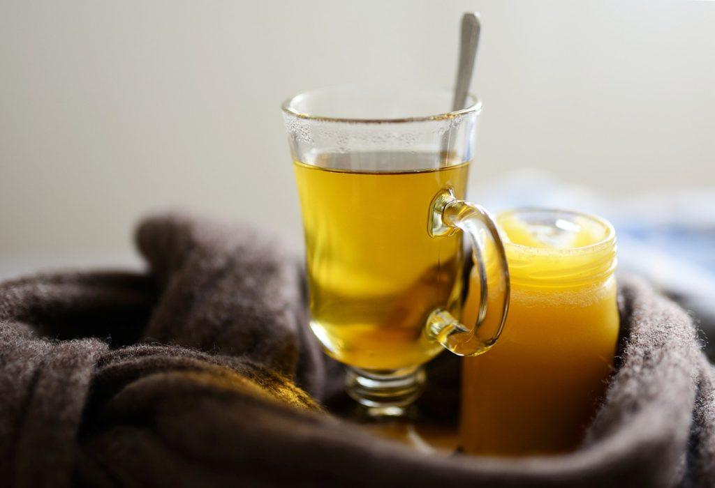 תה ודבש
