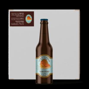 בירה קצרה ענבר